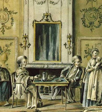 Interieur Familie Kroon